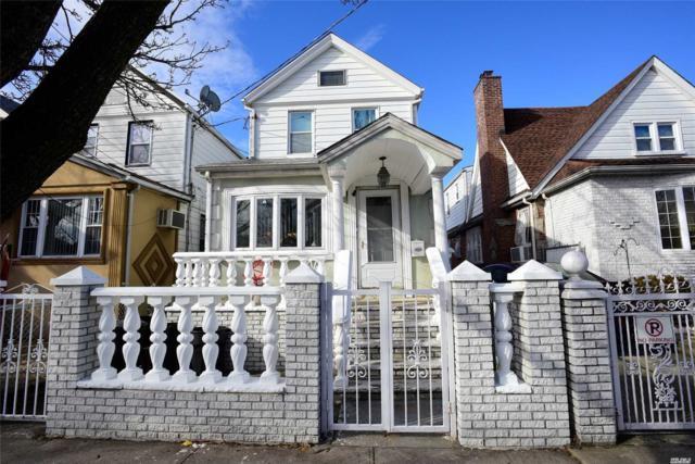 135-16 Lefferts Blvd, Ozone Park, NY 11420 (MLS #3130211) :: Netter Real Estate