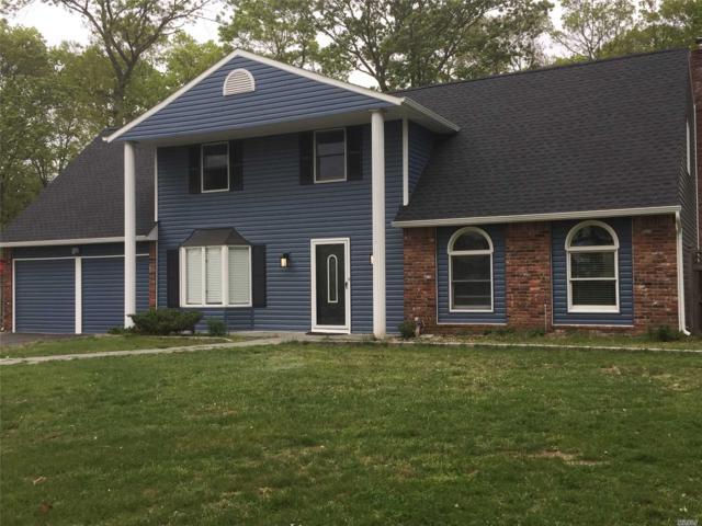 55 Woodbine St, Coram, NY 11727 (MLS #3130235) :: Netter Real Estate