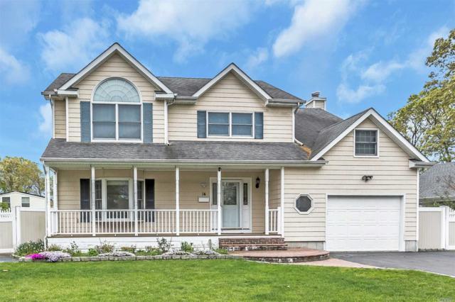 14 Melanni Pl, East Islip, NY 11730 (MLS #3130477) :: Netter Real Estate