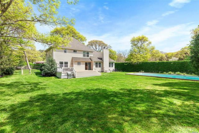 23 Sherwood Rd, Hampton Bays, NY 11946 (MLS #3130707) :: Netter Real Estate