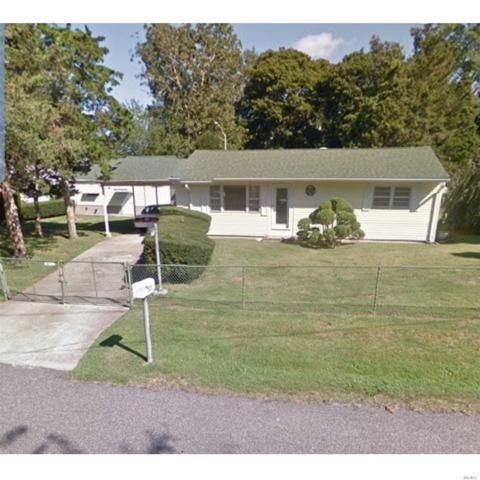323 Elm Rd, Mastic Beach, NY 11951 (MLS #3130953) :: The Lenard Team
