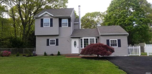 521 Bellmore St, West Islip, NY 11795 (MLS #3131152) :: Netter Real Estate