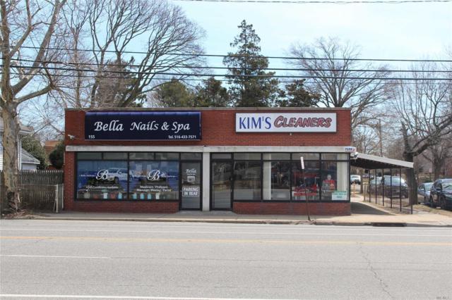 153-155 Woodbury Rd, Hicksville, NY 11801 (MLS #3131245) :: Signature Premier Properties