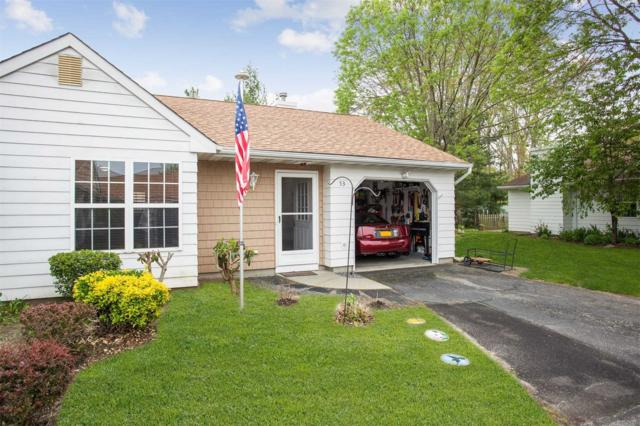 53 Theodore Dr, Coram, NY 11727 (MLS #3132045) :: Shares of New York