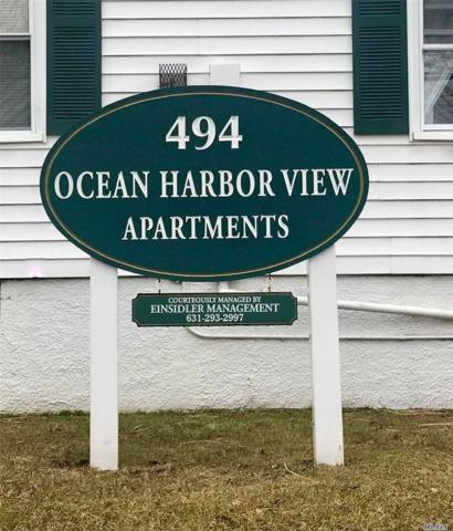 494 S Ocean Avenue 4B, Freeport, NY 11520 (MLS #3133131) :: Shares of New York