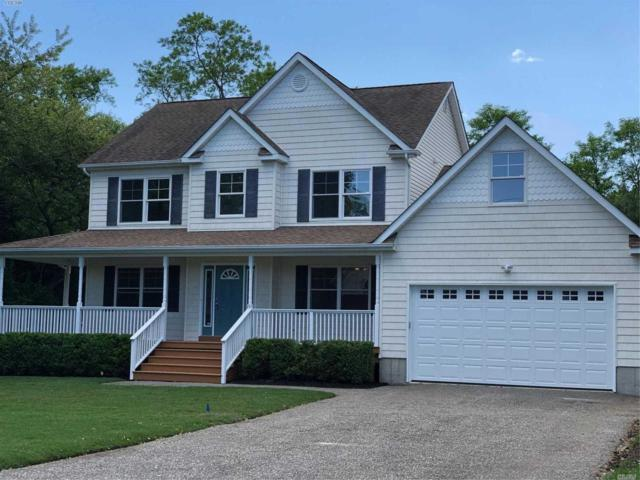 8 Hyland Rd, Center Moriches, NY 11934 (MLS #3134655) :: RE/MAX Edge