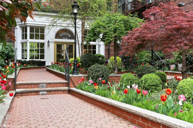 69-40 Yellowstone Blvd #408, Forest Hills, NY 11375 (MLS #3134961) :: Shares of New York