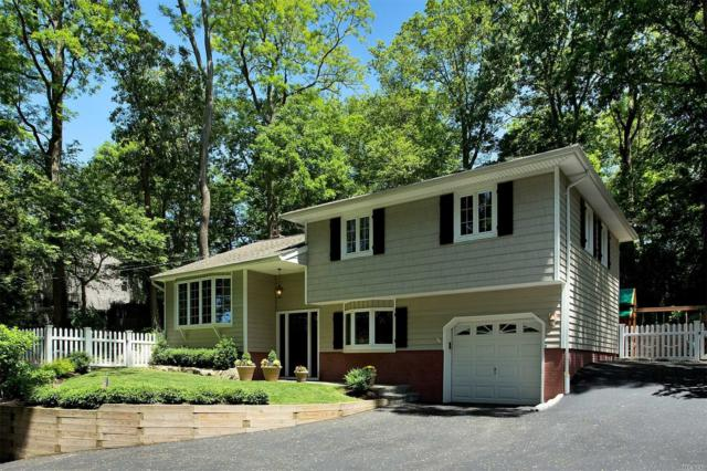 87 Woodchuck Hollow Rd, Cold Spring Hrbr, NY 11724 (MLS #3135534) :: Signature Premier Properties
