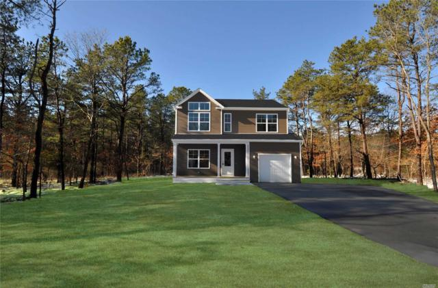 lot 1 Howe Rd, Coram, NY 11727 (MLS #3136042) :: Netter Real Estate