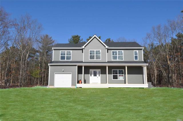 lot 3 Hawkins Path, Coram, NY 11727 (MLS #3136210) :: Netter Real Estate