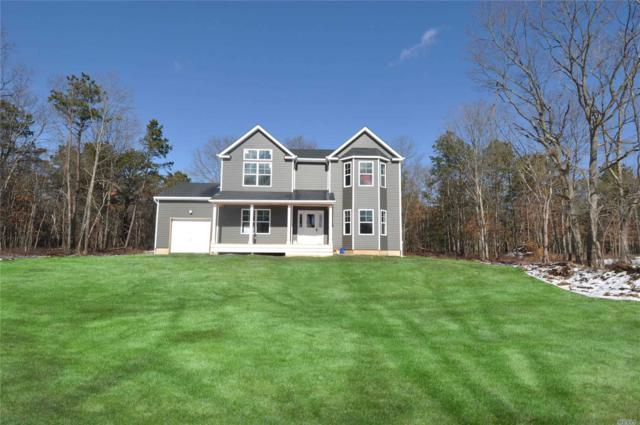 lot 4 Hawkins Path, Coram, NY 11727 (MLS #3136228) :: Netter Real Estate