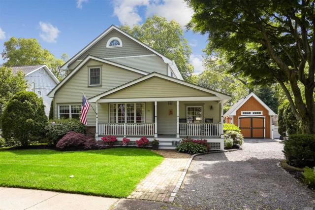 98 Burr Ave, Northport, NY 11768 (MLS #3138002) :: Signature Premier Properties