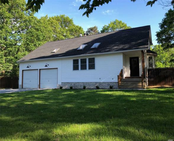 66 Marcella Dr, Mastic, NY 11950 (MLS #3138687) :: Netter Real Estate