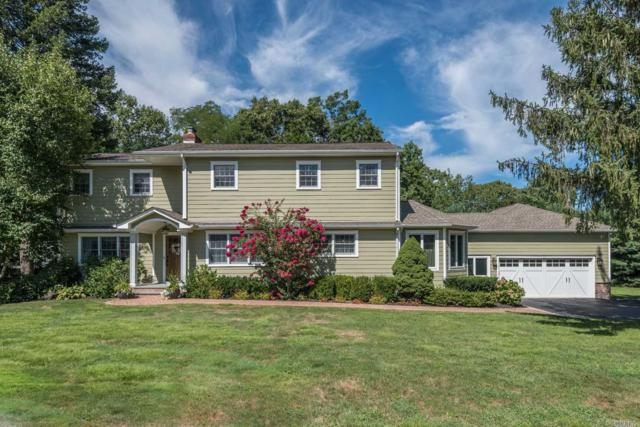 8 Fox Hunt Ln, Cold Spring Hrbr, NY 11724 (MLS #3138697) :: Signature Premier Properties