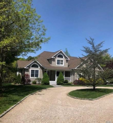 50 Lakeside Ln, Westhampton, NY 11977 (MLS #3139310) :: The Lenard Team