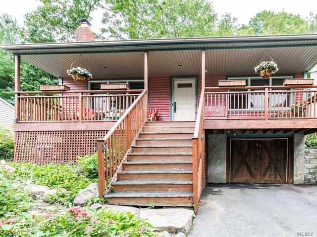 31 Oakdale Rd, Centerport, NY 11721 (MLS #3139369) :: Signature Premier Properties