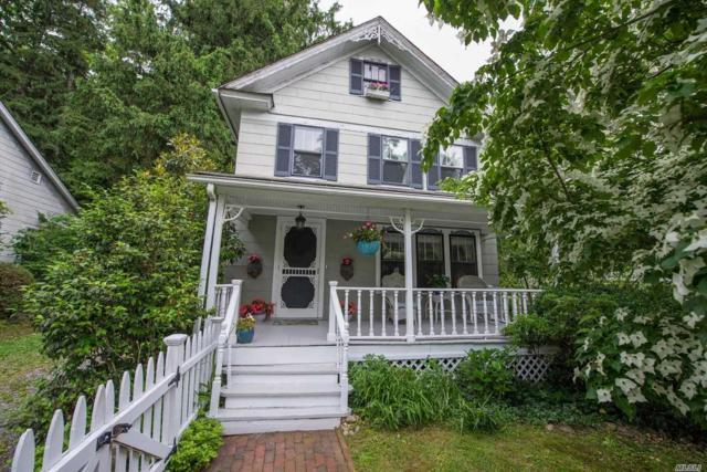 20 Prospect Rd, Centerport, NY 11721 (MLS #3139529) :: Signature Premier Properties