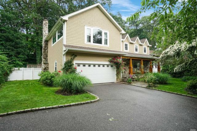 170 Bay Rd, Huntington Bay, NY 11743 (MLS #3140293) :: RE/MAX Edge