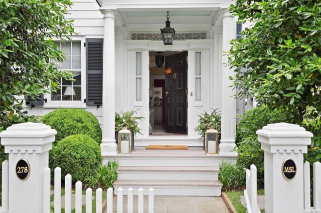 278 Main St, Sag Harbor, NY 11963 (MLS #3140364) :: Signature Premier Properties