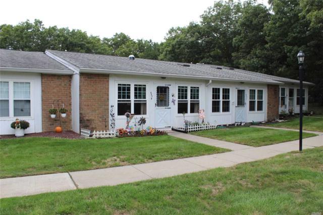 402-B Woodbridge Dr B, Ridge, NY 11961 (MLS #3140556) :: Netter Real Estate