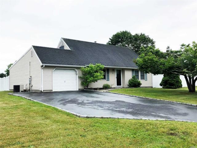 2 Woodbrook Dr, Ridge, NY 11961 (MLS #3140895) :: Netter Real Estate
