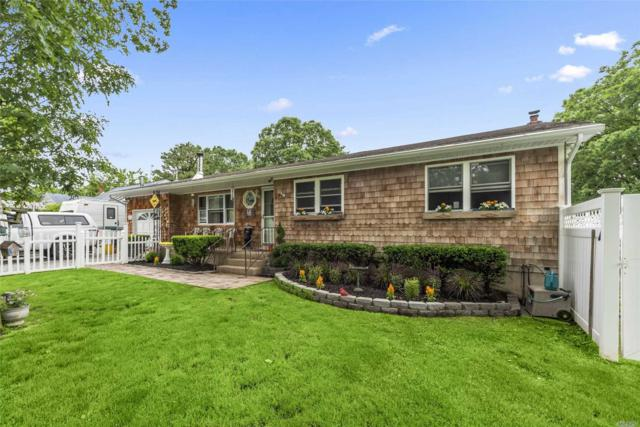 61 Forestall Dr, Mastic, NY 11950 (MLS #3141147) :: Netter Real Estate