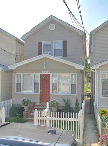 8812 91st Ave, Woodhaven, NY 11421 (MLS #3141989) :: Signature Premier Properties