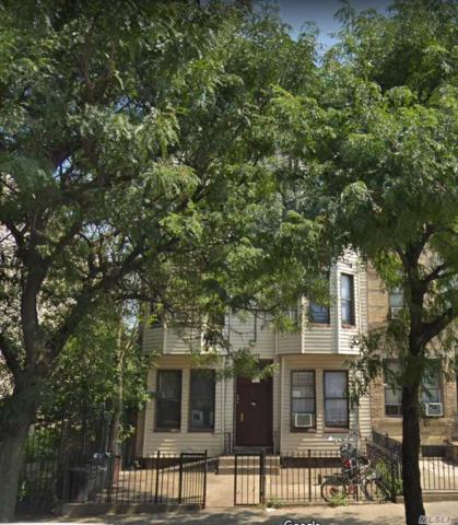 1477 Bushwick Ave, Bushwick, NY 11207 (MLS #3142527) :: Signature Premier Properties