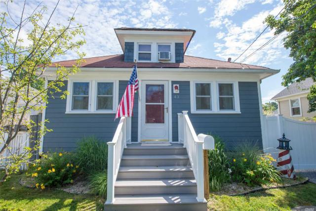 43 Center Ave, Bay Shore, NY 11706 (MLS #3146226) :: Netter Real Estate