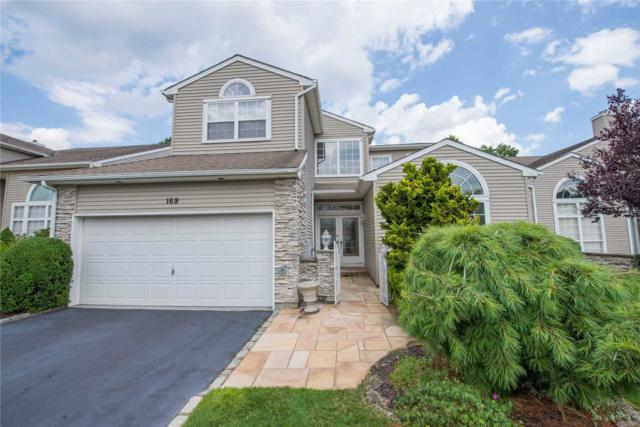 169 Windwatch Dr, Hauppauge, NY 11788 (MLS #3147323) :: Keller Williams Points North