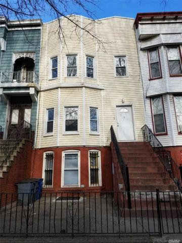 729 Chauncey St, Brooklyn, NY 11207 (MLS #3147747) :: Signature Premier Properties