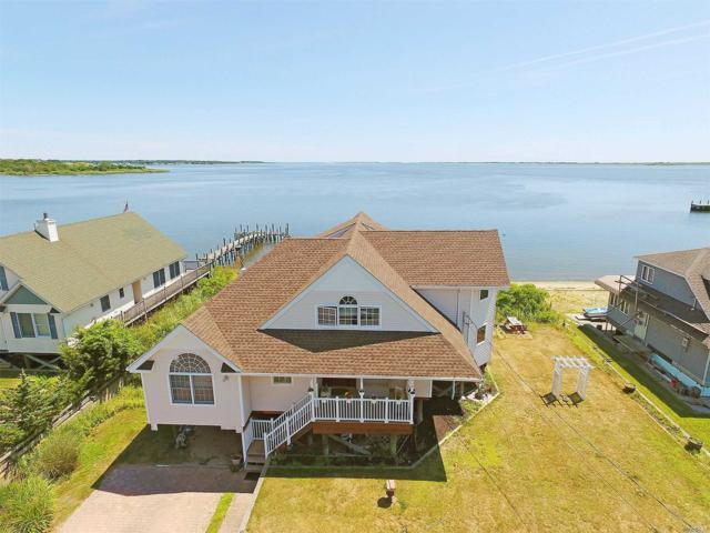 23 Oceanview Dr, Mastic Beach, NY 11951 (MLS #3148191) :: Netter Real Estate