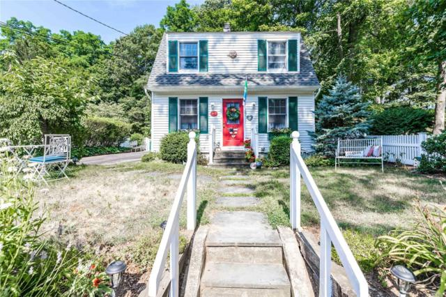 57 Waterside Ave, Northport, NY 11768 (MLS #3148289) :: Signature Premier Properties