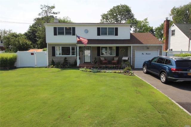 100 Deer Lake Dr, N. Babylon, NY 11703 (MLS #3148883) :: Netter Real Estate