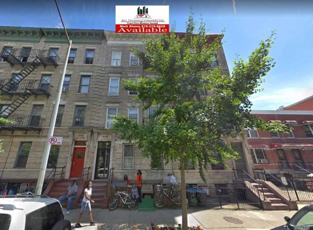 438 Chauncey St, Brooklyn, NY 11233 (MLS #3151739) :: Netter Real Estate