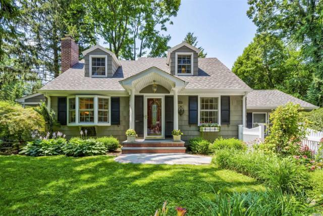 40 Maple Ave, Locust Valley, NY 11560 (MLS #3153238) :: Signature Premier Properties