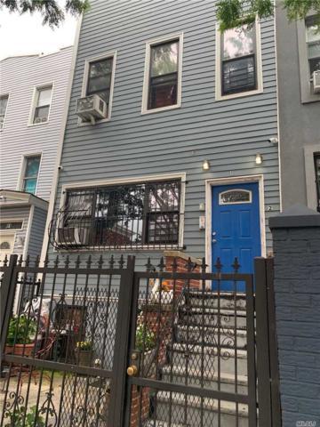 16 Stockholm St, Brooklyn, NY 11221 (MLS #3153749) :: Netter Real Estate
