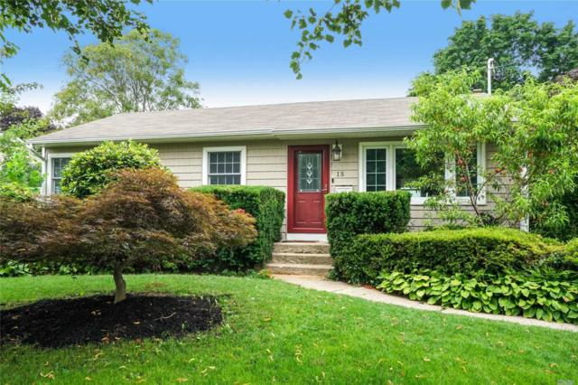 15 Byrd Ct, Kings Park, NY 11754 (MLS #3154149) :: Signature Premier Properties