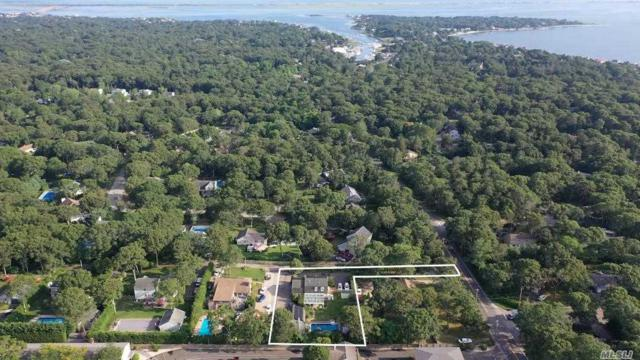 101 Springville Rd, Hampton Bays, NY 11946 (MLS #3155825) :: Netter Real Estate