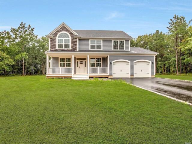 N/C Weeks Ave, Manorville, NY 11949 (MLS #3156134) :: Netter Real Estate