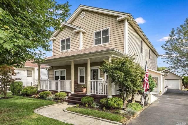 51 Cherry Ave, Bethpage, NY 11714 (MLS #3163815) :: RE/MAX Edge