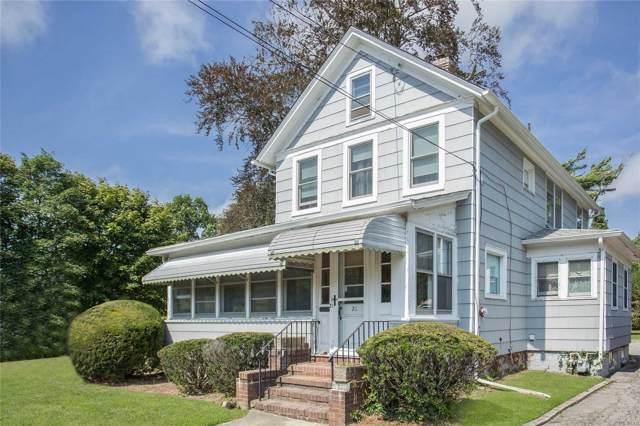 21 Newins St, Patchogue, NY 11772 (MLS #3164077) :: Signature Premier Properties