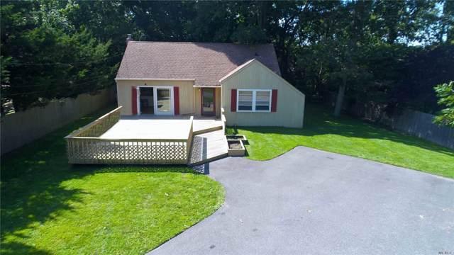73 Oak St, Westhampton Bch, NY 11978 (MLS #3164161) :: Signature Premier Properties