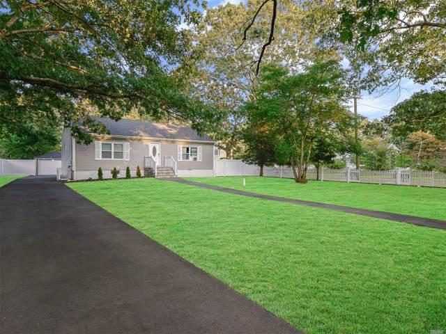 9 Prospect Ave, Medford, NY 11763 (MLS #3164189) :: Signature Premier Properties