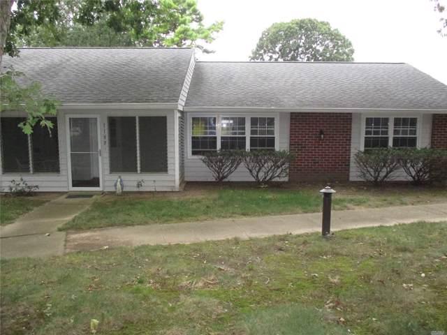 118B Exmore Ct 118B, Ridge, NY 11961 (MLS #3164243) :: Netter Real Estate