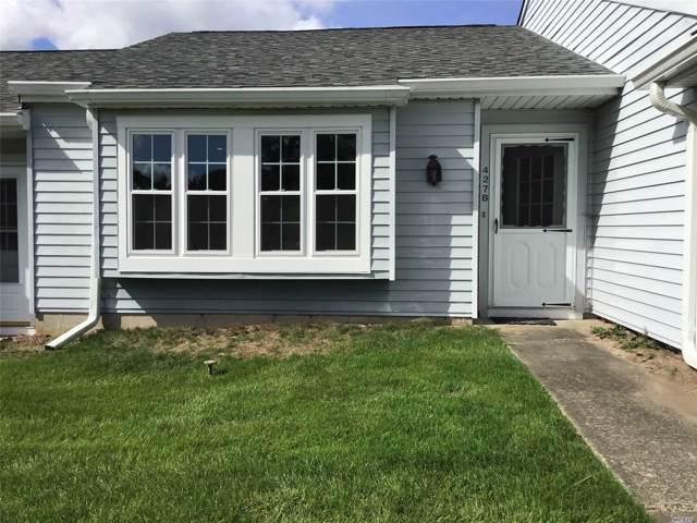 427 B Aylesbury Ct, Ridge, NY 11961 (MLS #3164252) :: Netter Real Estate