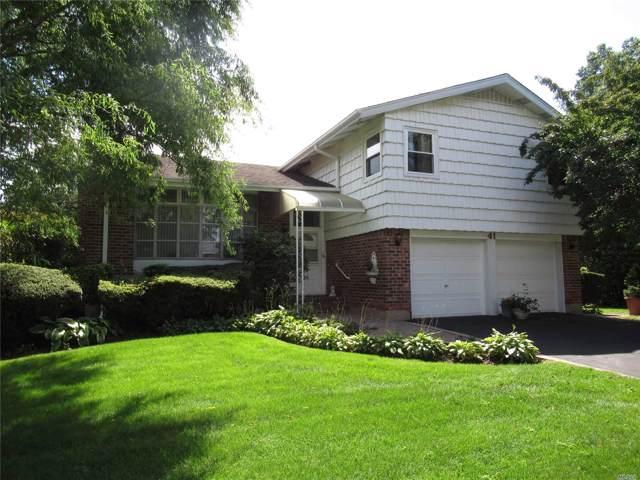 41 Sullivan Dr, Jericho, NY 11753 (MLS #3164272) :: Netter Real Estate