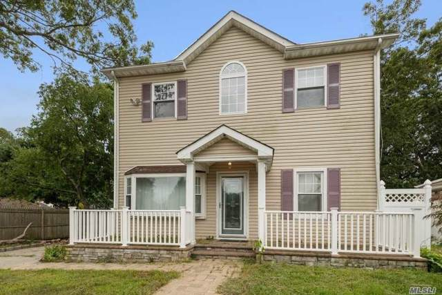 34 Prassan St, Patchogue, NY 11772 (MLS #3164404) :: Signature Premier Properties