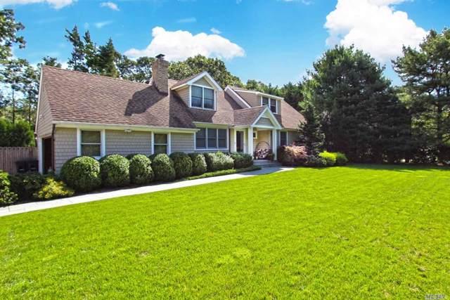 4 Pin Oak Ln, Westhampton Bch, NY 11978 (MLS #3164458) :: Signature Premier Properties