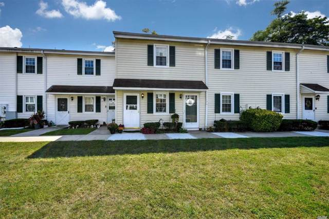 215 E Main St #17, East Islip, NY 11730 (MLS #3164874) :: Netter Real Estate